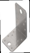 Крепежный уголок оцинкованный 125*125*65*2 мм