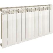 Радиатор алюминиевый AQUAPROM 500 12 секций