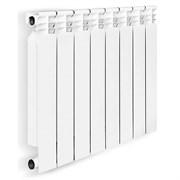 Радиатор биметаллический АЛЕКОРД 500 8 секций